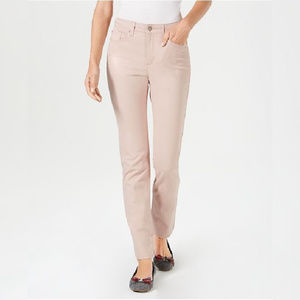 Charter Club Petite Lexington Straight-Leg Jeans